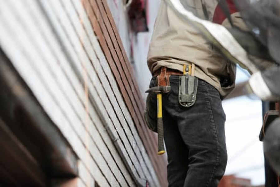 The construction industry is facing a skills shortage