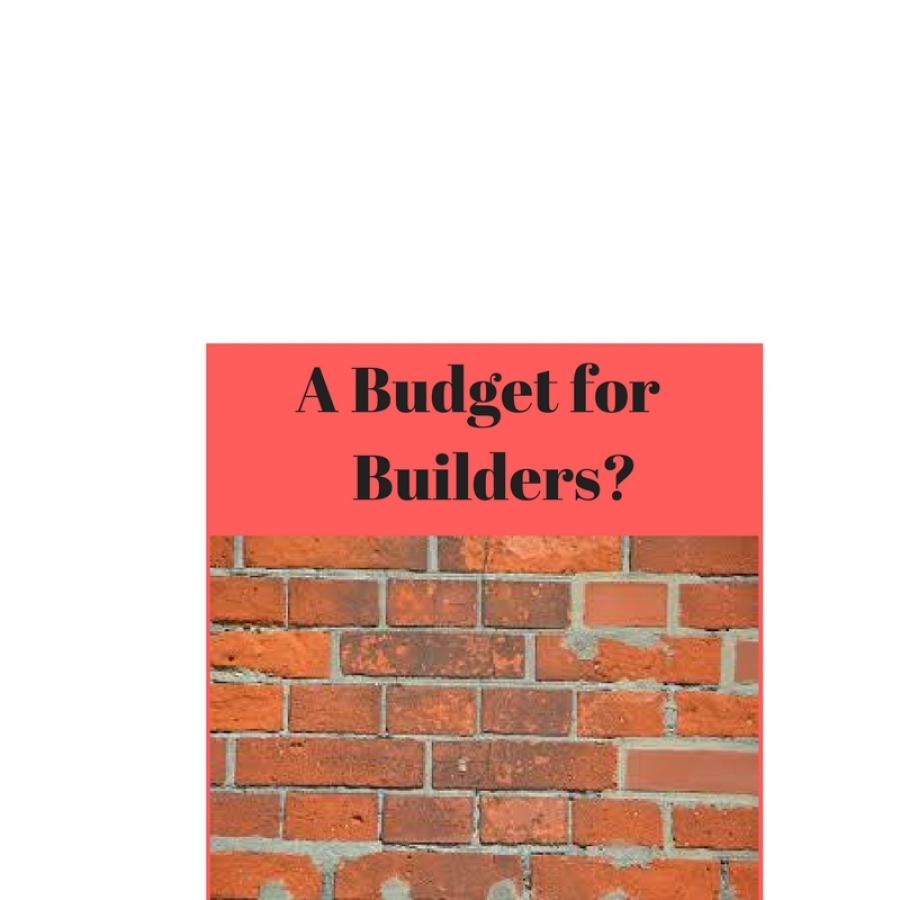 Is this a Budget for Builders?